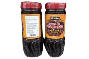 Korean BBQ Original Sauce Chicken & Pork Marinade - 17.6oz