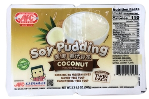 Soy Pudding Chocolate - 10.6oz