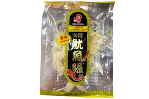 Prepared Shredded Squid (Original) - 2oz