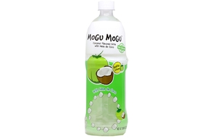 Coconut Juice with Nata de Coco - 33.5 Fl oz