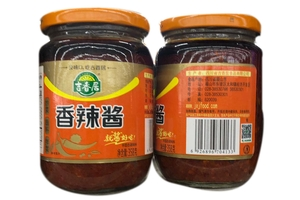 Sinchuan Hot and Spicy Sauce - 12.6oz