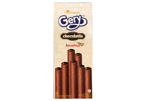 Gerry Hazelnut Chocolatos (16g x10) - 5.64oz