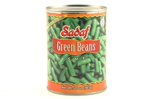 Green Beans Cut (in Brine) - 20oz
