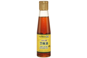 100% Pure Sesame Oil - 7.4Fl oz