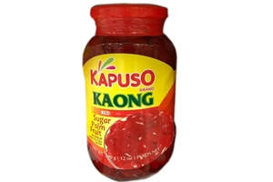 Kaong Red Sugar Palm Fruit in Syrup - 12oz