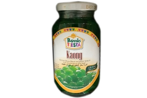 Kaong Green Sugar Palm Fruit in Light Syrup - 12oz