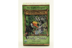 Fresh Green Yerba Mate (Organic / 24-ct) - 2.9oz