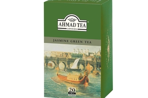 Jasmine Green Tea (20-ct) - 1.41oz