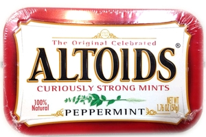 Mints (Peppermint) - 1.76oz