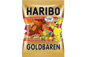 Gummy Candy (Gold Bears) - 7 oz