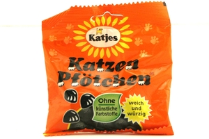 Katzen Pfotchenin (Licorice Cat Paw ) - 2.6oz