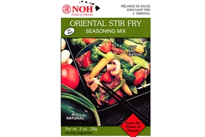 Oriental Stir Fry Seasoning Mix - 1oz