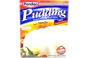 Pudding Mix (Vanilla) - 7oz