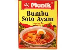 Bumbu Soto Ayam (Chicken Soto Seasoning) - 3.2oz