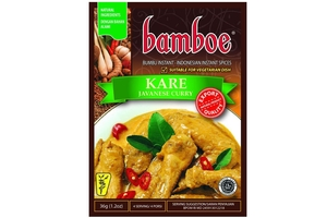 Bumbu Kare (Javanesse Curry Seasoning) - 1.2oz