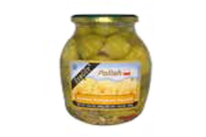 Pattypan Pickled - 30oz