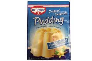 Pudding Poweder (Vanilla) - 4.5oz