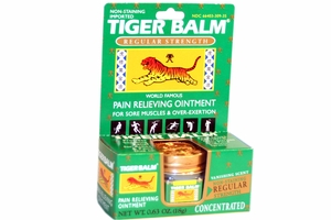 Pain Relieving Ointment - White (Reqular Strength) - 0.63oz