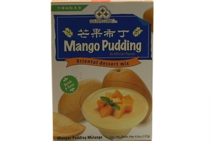 Oriental Dessert Mix (Mango Pudding) - 4.5oz