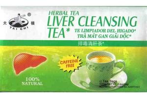 Royal tea cleanse