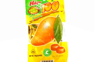 Fruit Juice Mango Gummy - 5.29oz