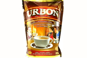 Urbon Instant Premix (2-in-1 Unsweetened Coffee Mix) - 8.47oz