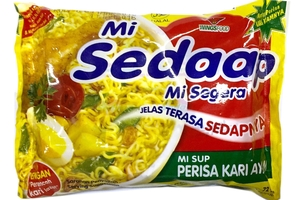 Mie Kuah Rasa Kari Ayam (Chicken Curry Flavor) - 2.5oz