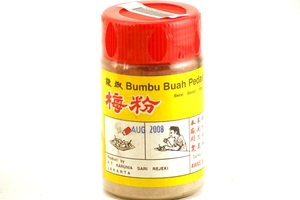 Bumbu Buah Pedas (Fruit Seasoning Salt - Spicy) - 5.2oz