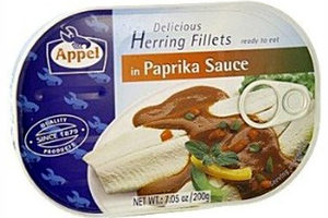 Herring in Paprika Sauce - 7oz