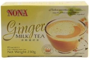 Ginger Milk Tea 4 in 1 (10-ct) - 8oz