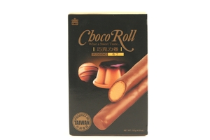 Choco Roll (Pudding Flavor) - 4.83oz
