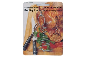 Poultry Lacer (Stainless Steel)