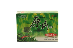 Fresh Green Tea Bag (20-ct) - 1.97oz