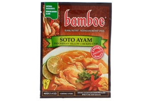 Bumbu Soto Ayam (Yellow Chicken Soup Seasoning) - 1.4oz