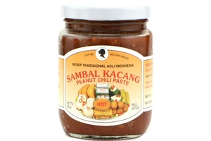 Sambal Kacang (Peanut Chilli Paste) - 8.82 oz