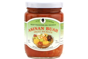 Asinan Buah (Fruit Pickles Sauce) - 8.82oz
