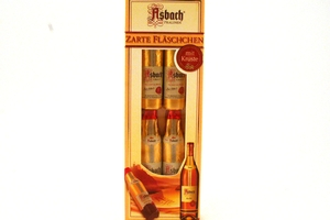 Zarte Faschchen (Chocolate Filled with Brandy with Sugar Crust / 4 Bottles) - 1.76oz