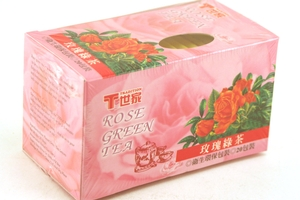 Rose Green Tea (20-ct) - 1.4oz