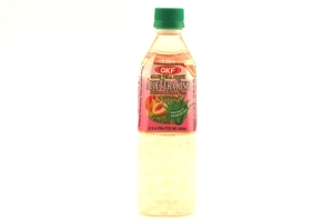 Aloe Vera King (Peach Flavor) - 16.9 Fl oz