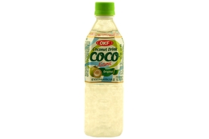 Coco 100% Natural Original Coconut Drink (with pulp) - 16.9fl oz
