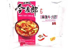 Instant Noodle (Artificial Spicy Hot Beef Flavor) - 4.13oz