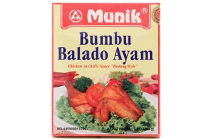 Bumbu Balado Ayam (Chicken Balado Seasoning) - 3.4oz