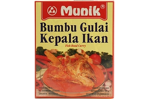 Gulai Kepala Ikan (Head of Fish in Curry Seasoning) - 3.5oz