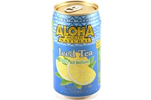 Iced Tea with Natural Lemon Flavors (100% All Natural) - 11.5fl oz