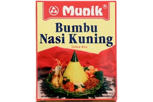 Bumbu Nasi Kuning (Yellow Rice Seasoning) - 2.3oz