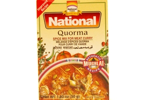 Quorma (Spice Mix For Meat Curry) - 1.8oz