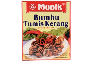 Tumis Kerang (Stir Fry Shell Fish) - 3.17oz