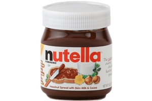Nutella Spread (Hazelnut) - 13oz