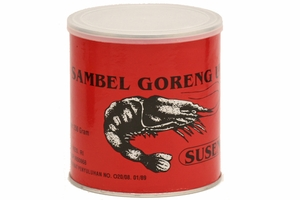 Sambel Goreng Udang (Fried Shrimp Mix) - 250g