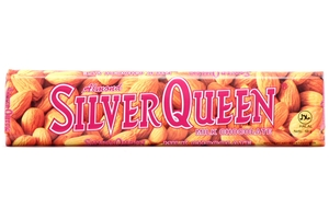 Silver Queen Chocolater Bar Chocolate Milk With Almond